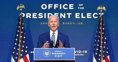 La Nación / Biden consolida su victoria con 306 votos electorales