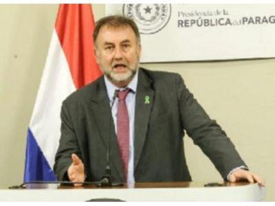 Benigno López es designado como vicepresidente del BID