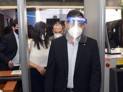 Confirman imputación al clan Ferreira por compras irregulares en pandemia