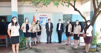 Presentaron proyecto de mejoras para la escuela Capitán Juan Speratti