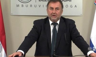 Confirman a Benigno López en la vicepresidencia del BID