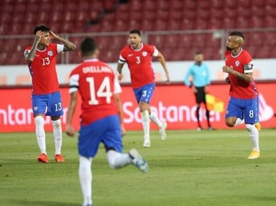 Chile supera a Perú