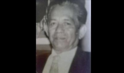 En un día como hoy nace el poeta, músico e ilustre sanlorenzano Clementino Ocampos