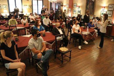 San Bernardino. Ofrecen cursos gratuitos para aprender diferentes oficios