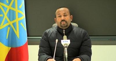 La Nación / Abiy Ahmed, del Nobel de la Paz a las armas en Etiopía