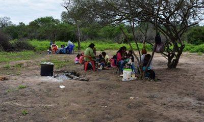 Comunidad indígena chaqueña padece falta de agua por conflictos de tierra
