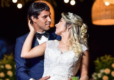 Crónica / Conejo Benítez juró amor eterno ante Ñandejára