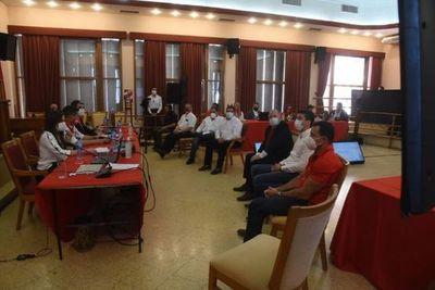 Convención extiende mandato de Pedro Alliana en la ANR
