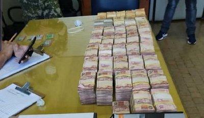 Brasileño ingresó 340.000 reales y lo imputaron por supuesto lavado de dinero