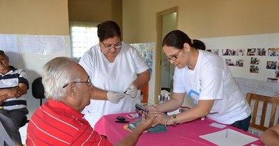 La Nación / Cien mil diabéticos asistidos en servicios de Salud Pública