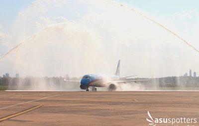 Se restablece conexión aérea con Buenos Aires