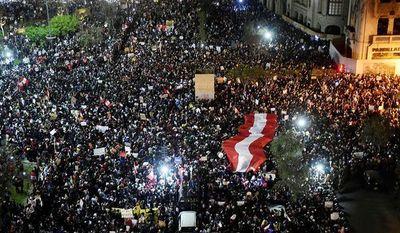 Perú aguarda en vilo resolución de la Corte que podría poner fin a la crisis