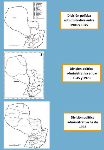 El modelo de descentralización político-administrativo en Paraguay