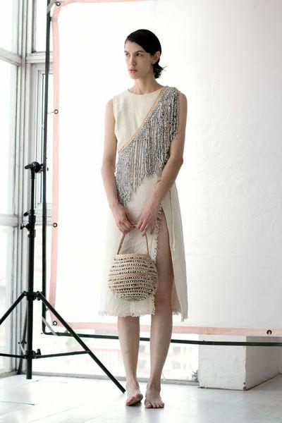 A la bienal de moda de Madrid