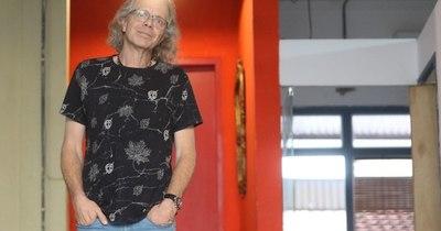 La Nación / Willy Suchar, el kamikaze de los discos