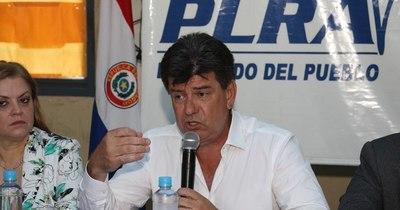La Nación / PLRA realiza criticada convención
