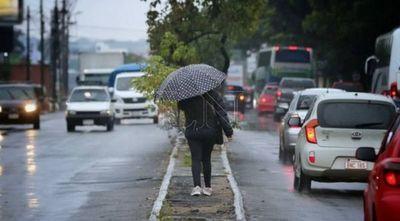Lluvias y tormentas eléctricas continuarán durante este domingo