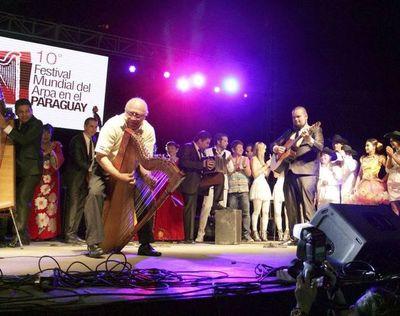 Festival del Arpa y la OSCA, en forma online