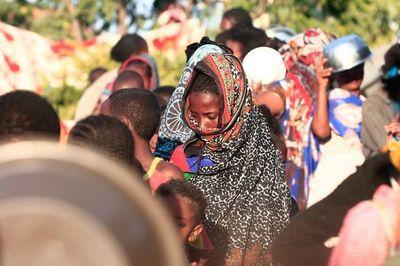 Cerca de 25.000 refugiados etíopes llegan a Sudán huyendo de combates