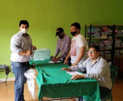 Denuncian supuesto delito electoral en convención del PLRA en Carapeguá