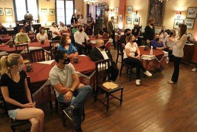 En San Bernardino: ante boom laboral capacitan para oficios con rápida inserción
