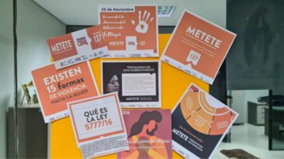 Centros Regionales de Mujeres continúan la lucha contra la violencia