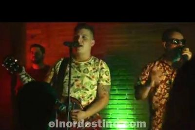 Banda pedrojuanina Sambamaños estrena video oficial del reguetón El Amor Pasó de Moda en la plataforma YouTube