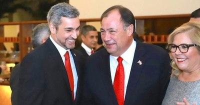 """La Nación / Ovelar: """"Afara nunca muestra todas las cartas"""""""