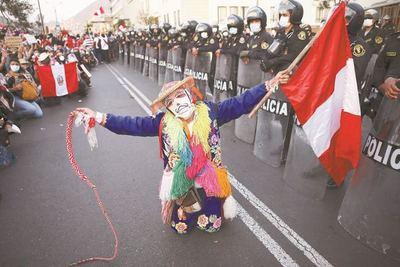 Incertidumbre en Perú: el país sigue sin presidente