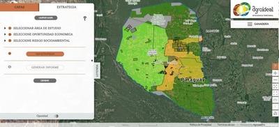 Lanzan plataforma para planificar inversiones en el Chaco