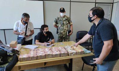 Imputan a brasileño detenido con 340 mil reales – Diario TNPRESS