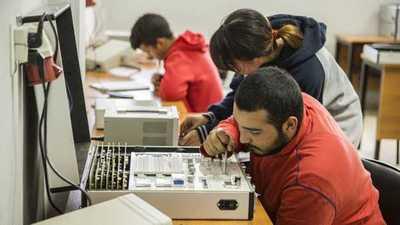 Ministerio de Trabajo habilitó cursos de capacitación laboral en San Bernardino