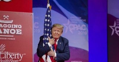 La Nación / Trump se declara ganador de las elecciones de EE.UU