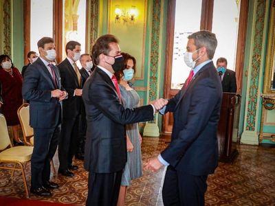 Castiglioni asegura que reactivarán la economía y crearán más empleos