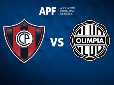 El superclásico del fútbol paraguayo ya tiene fecha y hora
