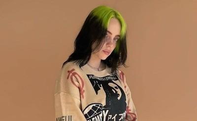 Billie Eilish estrena su nuevo sencillo y video de «Therefore I Am»