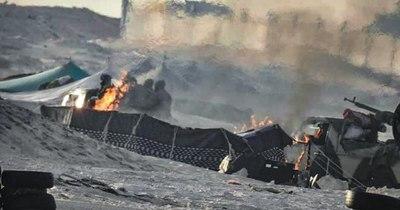 La Nación / Situación confusa en el Sáhara Occidental con fuego cruzado entre Marruecos y el Polisario