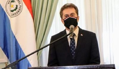 Juró Castiglioni y anunció que será aliado de quienes generan empleo en el país