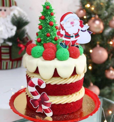 Ofrecen curso sobre elaboración de tortas navideñas en la UNE