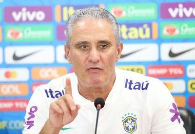 Tite dice que Uruguay será una prueba de fuego para la defensa