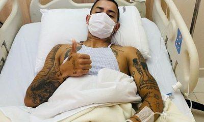 Exitosa operación de Derlis González. Le esperan seis meses de recuperación