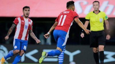 Paraguay confirma sus aspiraciones ante Bolivia