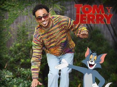 Artista Ozuna podría participar en la nueva película de Tom y Jerry