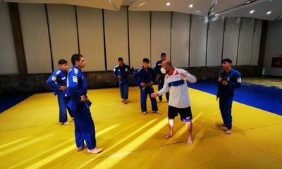 Atletas de judo listos para las competencias en Panamericano de México