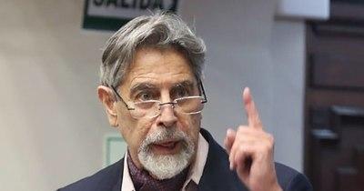 La Nación / Francisco Sagasti, tercer presidente de Perú en una semana