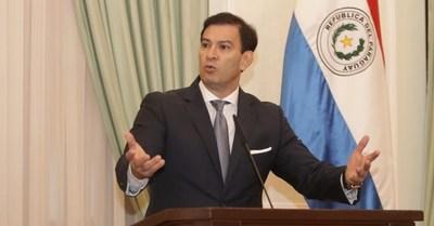 """Ovelar refriega a Riera el mensaje de Convención: """"Fueron 816 contra 58 votos"""""""