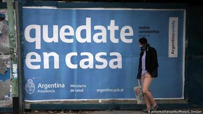 Argentina alcanza pico se convierte en sexto país con más muertos por Covid-19