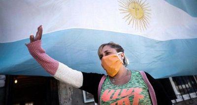Argentina se convierte en el sexto país con más muertes por Covid-19