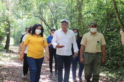 Buscan potenciar atractivos y fortalecer servicios turísticos de Alto Paraná
