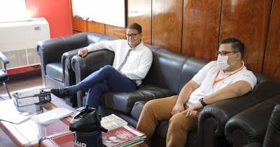 La Nación / Exdirector jurídico del Indert presentó incidente de nulidad de la imputación